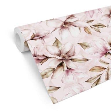 Mustertapete UN Designs - Soft Magnolia