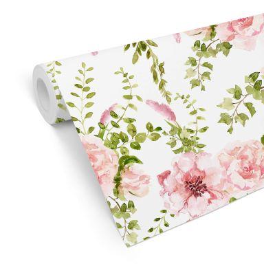 Mustertapete UN Designs - Frühlingsblüten