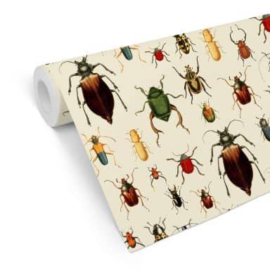 Mustertapete UN Designs - Käferparadies