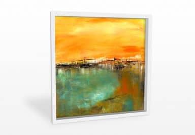 Wandbild Niksic - Am Wasser