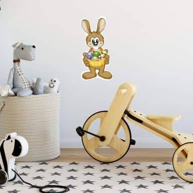 Easter Bunny 01 Wall sticker