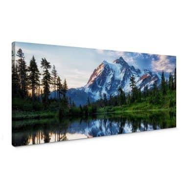 Canvas Papp - Mountain Wilderness