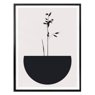 Poster Kubistika - Abstracticum