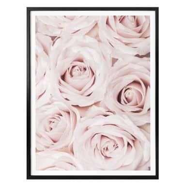 Poster 1X Studio - Rosen Bouquet