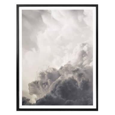 Poster Nach dem Unwetter