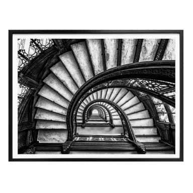 Poster Sun - Stairway
