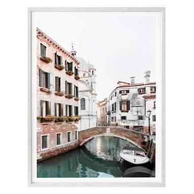 Poster Colombo - L'été à Venise