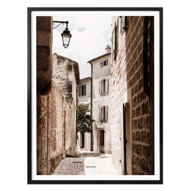 Poster Hugonnard - Französische Provence