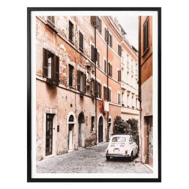 Poster Hugonard - Gasse in Rom