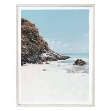 Poster Hugonnard - Playa Mexico