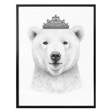 Poster Korenkova - Queen Bear