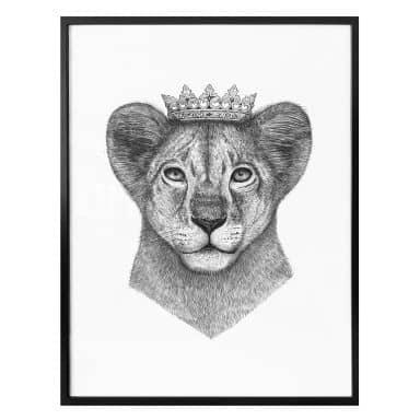 Poster Korenkova - The Lion Prince