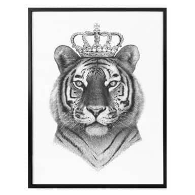 Poster Korenkova - The Tiger King