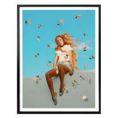 Poster Loose - Retro Venus