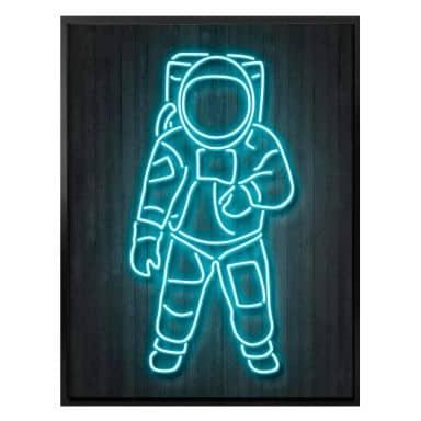 Poster Mielu - Astronaut