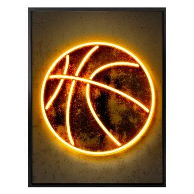 Poster Mielu - Basketball
