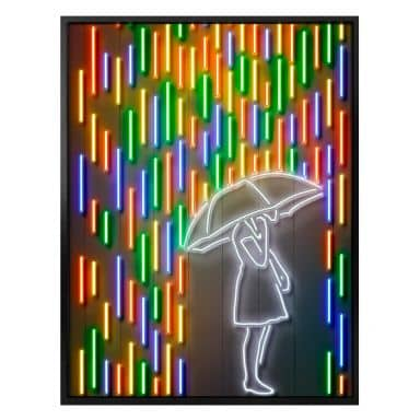Poster Mielu - Rain