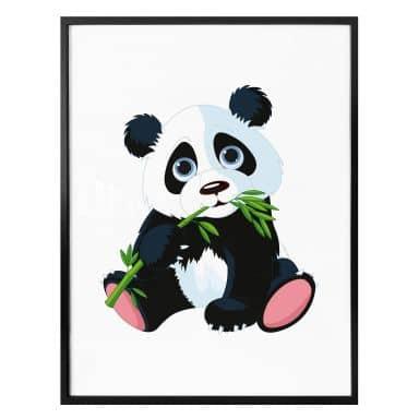 Poster Sweet Panda