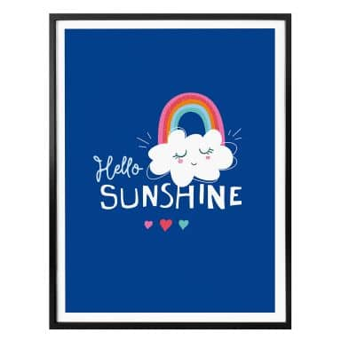 Poster H:)PPY LIFE - Hello Sunshine