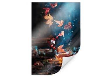 Poster Belenko - Autumn Tea