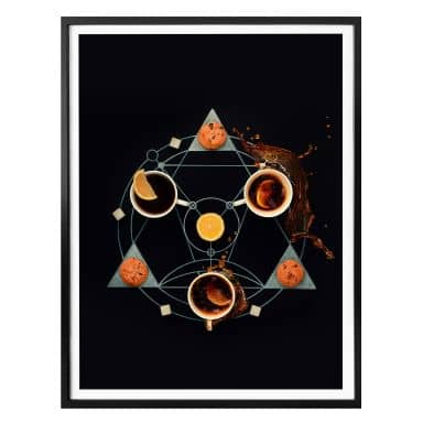 Poster Belenko - Teatime Alchemy