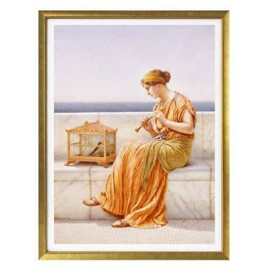 Poster Godward - A song without words