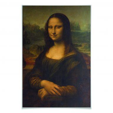 Poster da Vinci - Mona Lisa