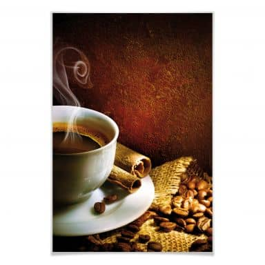 Poster Coffee 1