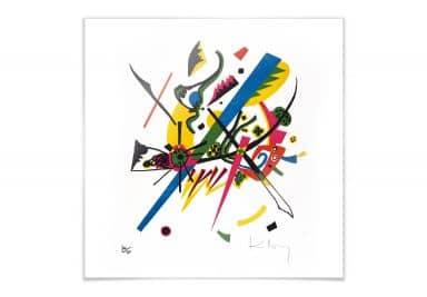 Poster Kandinsky - Kleine Welten 1