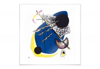 Poster Kandinsky - Kleine Welten 2 (Met-Museum)