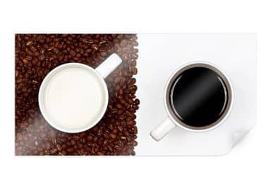 Poster Lavsen - White Espresso - Panorama