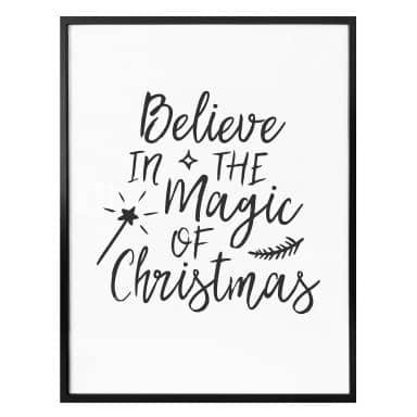 Poster Magic of Christmas
