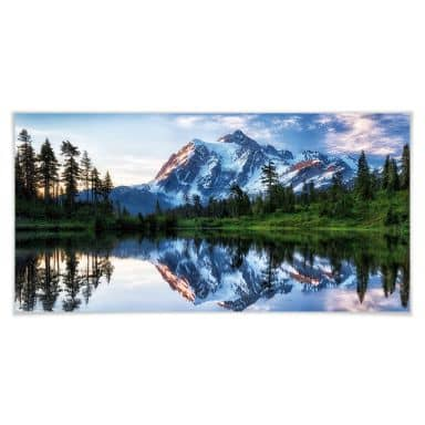 Poster Papp - Mountain Wilderness