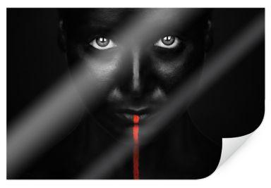 Poster Petkov - Red Stripe