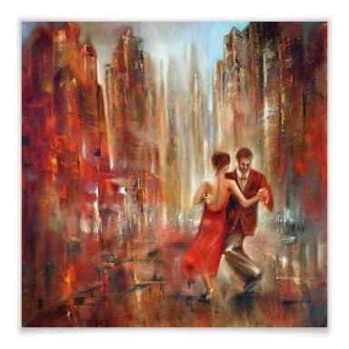 Poster Schmucker - Tango
