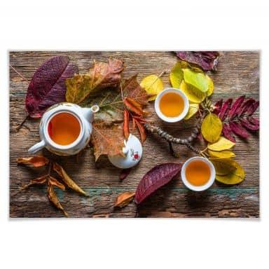 Poster Aristov - Tea of September