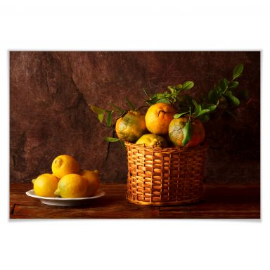 Poster Laercio - Farmers Lemons