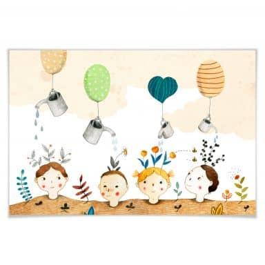 Poster Loske - Kindergarden