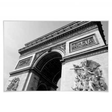 Poster - Arc de Triomphe