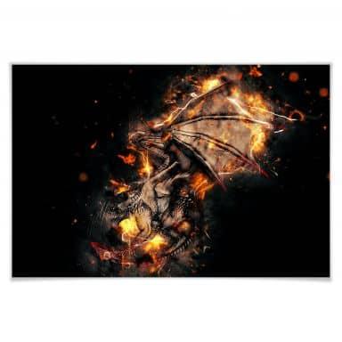 Poster Fireflight