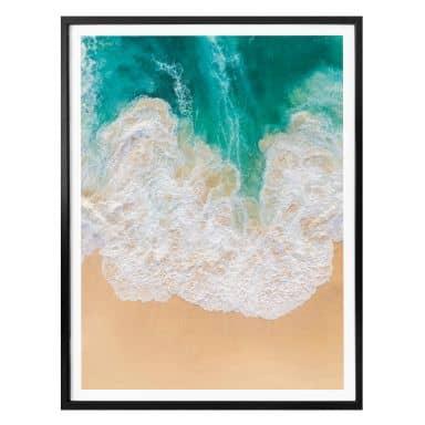 Poster Colombo - Le son de la mer - Portrait