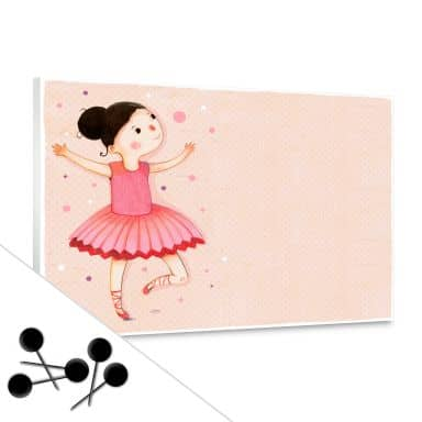 Loske - Pretty Ballerina Bulletin Board