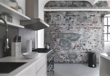 Tapeten küche ideen  Küchen Tapeten & Fototapeten für die Küche | wall-art.de