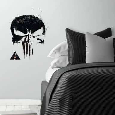 Wandsticker The Punisher - Maxi Sticker