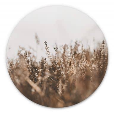 Wandcirkel Annie - Meadow Grass