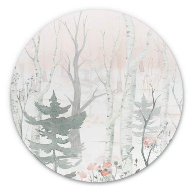 Wandcirkel Kvilis - In het Bos
