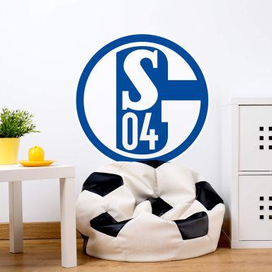 Wandtattoo Schalke 04 Logo