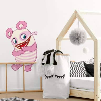 Sorgenfresser Betti 3 Wall sticker