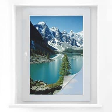 Window foil Mountain Dreams