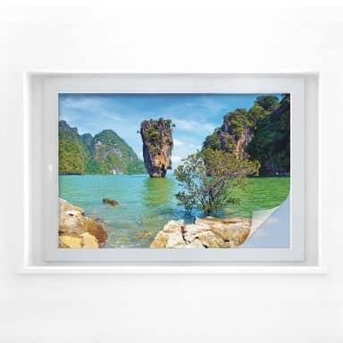 Sichtschutzfolie Khao Ta-Pu Island